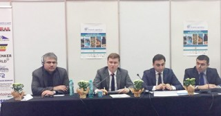 Azerbaijani delegation attends international Eurasia multimodal logistics conference in Romania