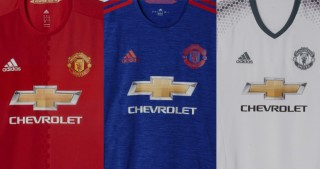 Manchester United pip Real Madrid and Barcelona to title of world's most popular club based on shirt sales