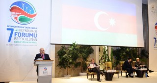 International forum on energy for sustainable development kicks off in Baku