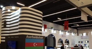 Books on Azerbaijan displayed at Frankfurt International Fair