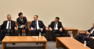 Azerbaijan`s parliamentary delegation visits Japan