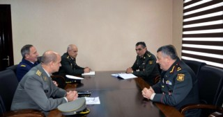 Baku hosts meeting of Azerbaijani and Serbian military medical experts