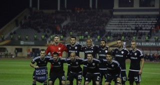 FC Qarabag beat PAOK 2-0 in Baku