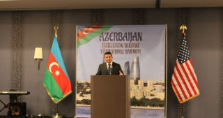 25th anniversary of Azerbaijan's independence celebrated in Los Angeles