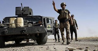Iraqi army claims victory on road to Mosul