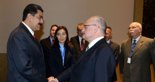 Azerbaijan, Venezuela discuss economic ties