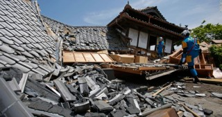 Magnitude 6.6 Earthquake Hits Japan`s Tottori Prefecture