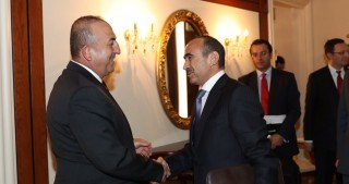 Azerbaijan, Turkey discuss prospects of relations