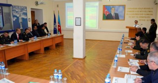 "Baku hosts NATO training course on ""Psychological and information operations during crisis"""