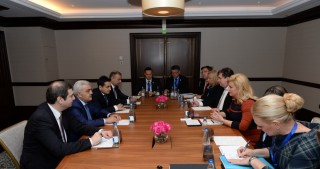 'Croatia is looking forward to transportation of Azerbaijan's natural gas to Balkan countries via IAP'