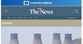 Mexican newspaper highlights dangers of Metsamor nuclear plant