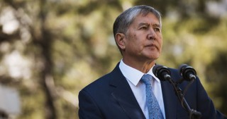 President Atambayev signs a decree on resignation of the Kyrgyz Government