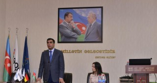 DAAD presentation held at Baku Higher Oil School