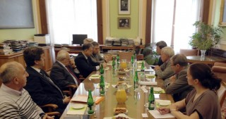 President of Azerbaijan National Academy of Sciences visits Czech Republic