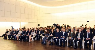 Heydar Aliyev Center hosts event on World Food DayVice-President of Heydar Aliyev Foundation, FAO Goodwill Ambassador Leyla Aliyeva attends the event