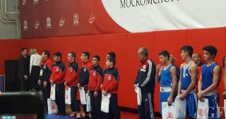 Junior Azerbaijani freestyle wrestlers beat Russian rivals in friendlies