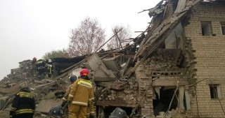 Five killed in gas explosion in central Russia
