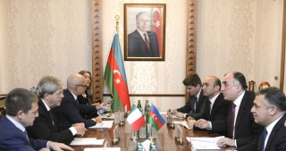 Minister Paolo Gentiloni: Azerbaijan and Italy have strong and reliable cooperation