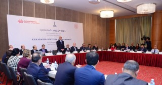 "Conference titled ""Karabakh: history and heritage"" held in Baku"