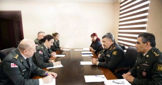 Baku hosts working meeting of military medical professionals