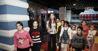 Heydar Aliyev Foundation arranges entertainment program for children