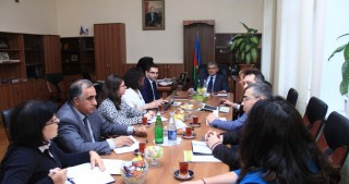 UNESCO experts visit Azerbaijan State Pedagogical University