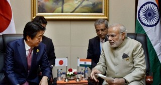 Japan, India sign agreement on civil nuclear power