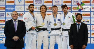 Azerbaijani U23 judo fighter crowned European champion