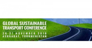 Global Sustainable Transport Conference due in Ashgabat