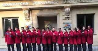 Young Azerbaijani taekwondo fighters to compete at World Championships