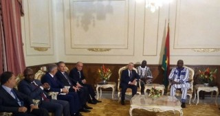 Azerbaijani delegation holds meetings in Burkina Faso