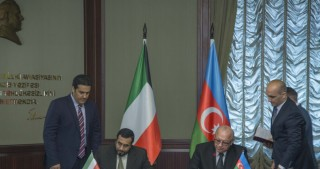 Azerbaijan, Kuwait sign agreement on air communication