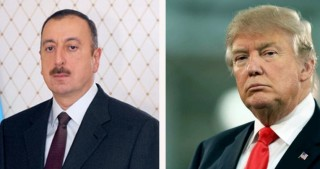 President Ilham Aliyev phoned US President-elect Donald Trump