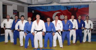 Azerbaijani veteran judo fighters to vie for world medals