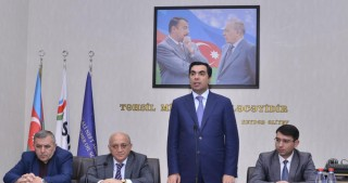 """Fitna"" film screened at Baku Higher Oil School"