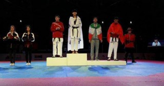Junior Azerbaijani taekwondo fighter claims world silver in Canada