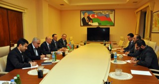 Azerbaijani emergencies minister meets with Dubai Chamber chairman