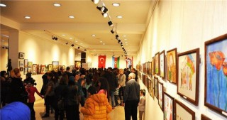 """Northern Cyprus through the eyes of Azerbaijani children"" exhibition launches in Baku"