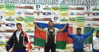Azerbaijani athletes claim four golds at World Pankration Athlima Championships