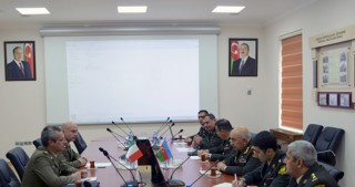 Azerbaijani, Italian defense experts meet in Baku