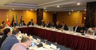 Representatives of Azerbaijan's State Custom Committee and Georgian Revenue Service attend bilateral training