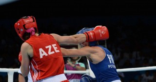 Two Azerbaijani female boxers qualify for final of European Championships