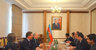 Azerbaijan, PACE discuss cooperation