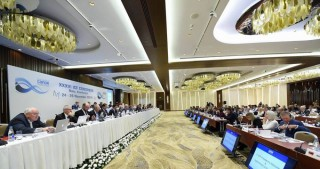 36th Congress of International Canoe Federation starts in Baku