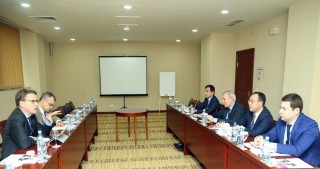 Azerbaijan, UNECE agree to develop Framework Memorandum