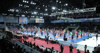 Final stage of Golden Grand Prix wrestling tournament officially opens in Baku