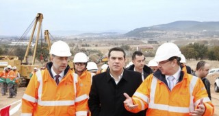 Greek Prime Minister visits TAP site in Alexandroupoli