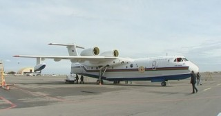 Plane of Ministry of Emergency Situations heads to Israel