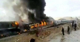 At least 15 killed, dozens wounded in Iran train crash