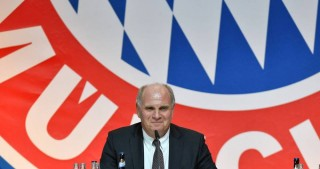 Hoeness returns as Bayern president